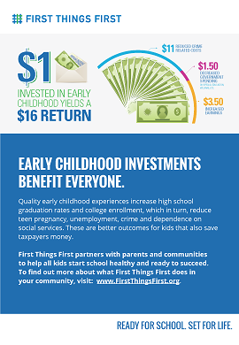 Investing in Early Childhood