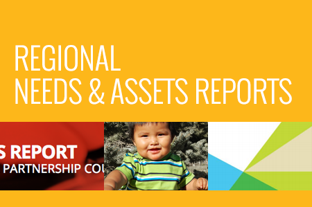 Regional Needs & Assets Reports